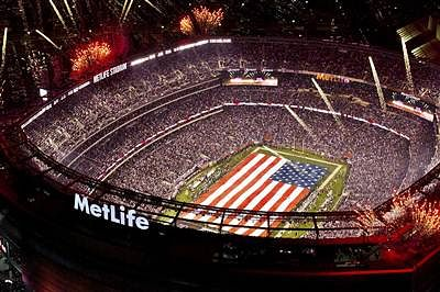 US officials contact France over Super Bowl security blanket