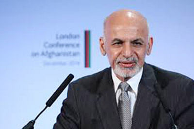 IS being wiped out in Afghan, says Ghani