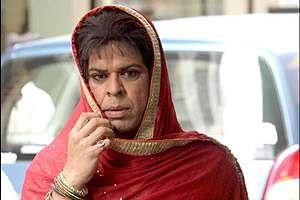 Murli Sharma plays an effeminate man in' Jai Gangaajal'