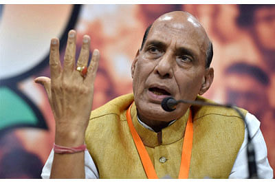 Don't politicise national security matters, Rajnath Singh to Opposition