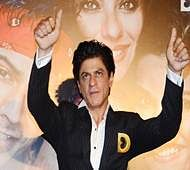 SRK keen to make another film like 'Ra.One'