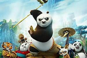 Movie Review: Kung Fu Panda 3 – Strictly for kids