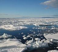 It's raining plastic in the Arctic
