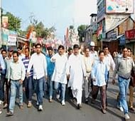 Opposition Congress strike paralyses normal life in Tripura