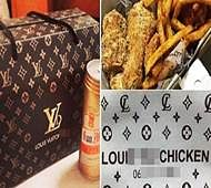 'Louis Vuitton fried chicken' owner fined in S Korea