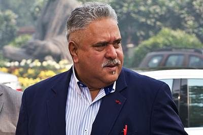 Vijay Mallya surfaces for the game at Oval
