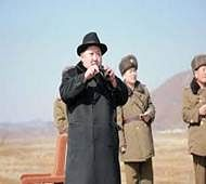South Korea says North preparing nuclear test