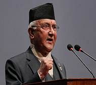 Nepal will no longer be lab for experiments: PM Oli