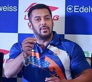 Can Salman Khan help spur Olympic wins?