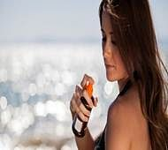 SPF30 sunscreens may delay onset of skin cancer