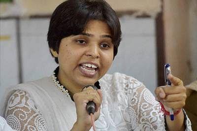 Haji Ali Row: Trupti Desai stops in her tracks