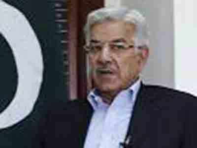 Pak's Defence Min accuses India of  supporting terrorists