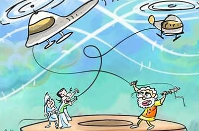 VVIP chopper deal: Kai po che!