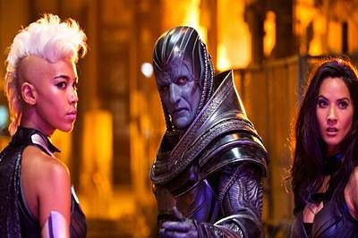 Movie Review: The X-men – Apocalypse – Sci-fic fantasy full of hope