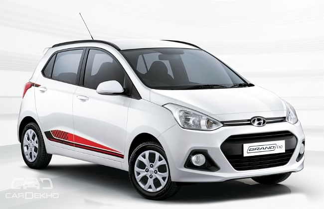 Hyundai Grand i10 Special Edition launched at Rs 6.05 lakh