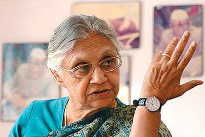 With moist eyes, Delhi bids adieu to Sheila Dikshit