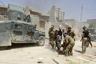 Iraqi commander: About 2,500 IS militants killed in Fallujah