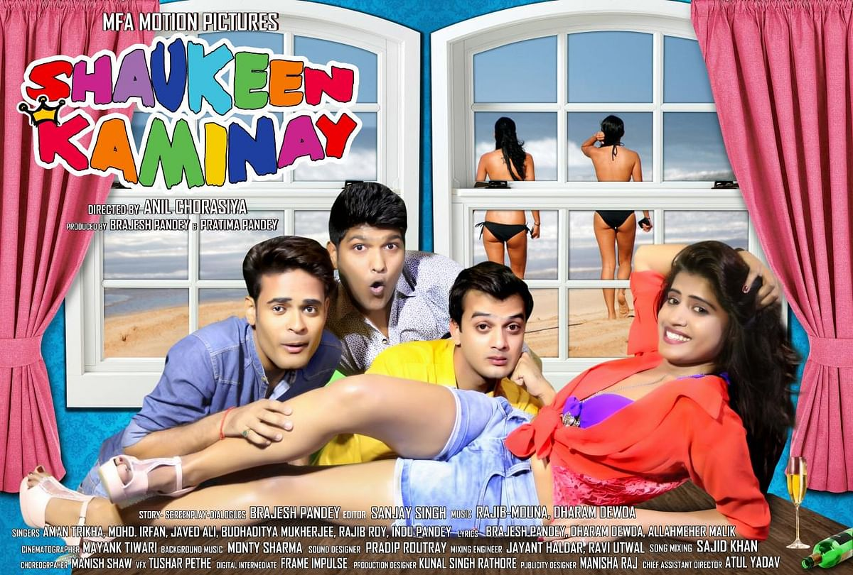 Movie Review: Shaukeen Kaminay – A bad joke