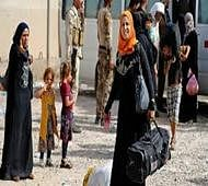 Aid group says IS shooting civilians fleeing Fallujah battle