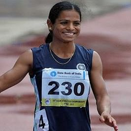 'Will go abroad if required': Dutee Chand