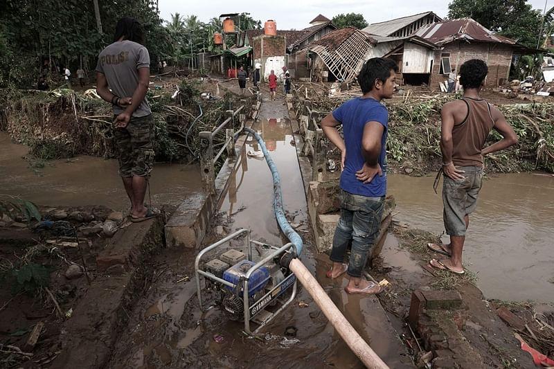 Landslide in Myanmar kills at least 34