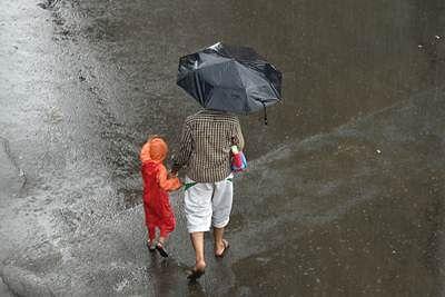 Mumbai Rains: Schools-colleges closed, but rain forecast turns a damp squib