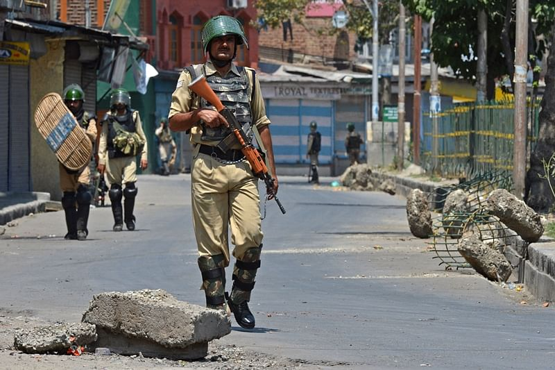 Kashmir Violence: Fuzzy diagnosis, false narratives, foolish recipes