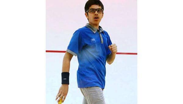 Unseeded Veer Chotrani  upsets second seeded Baitha