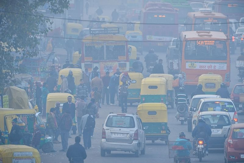 Delhi's air quality turns 'Very Poor', odd-even on anvil