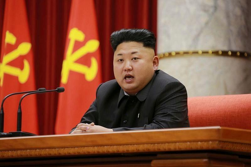 Kim Jong-un comments on US dialogue