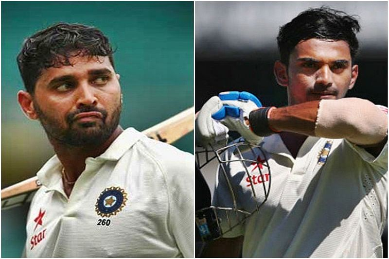 Rahul likely to replace injured Vijay for second Test vs Windies