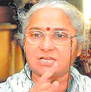 Case registered against 'Narmada Bachao Andolan' protestors