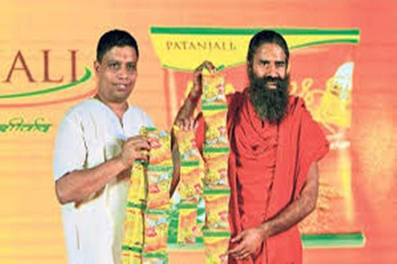 Ramdev aiming to test waters in dairy, baby-care products