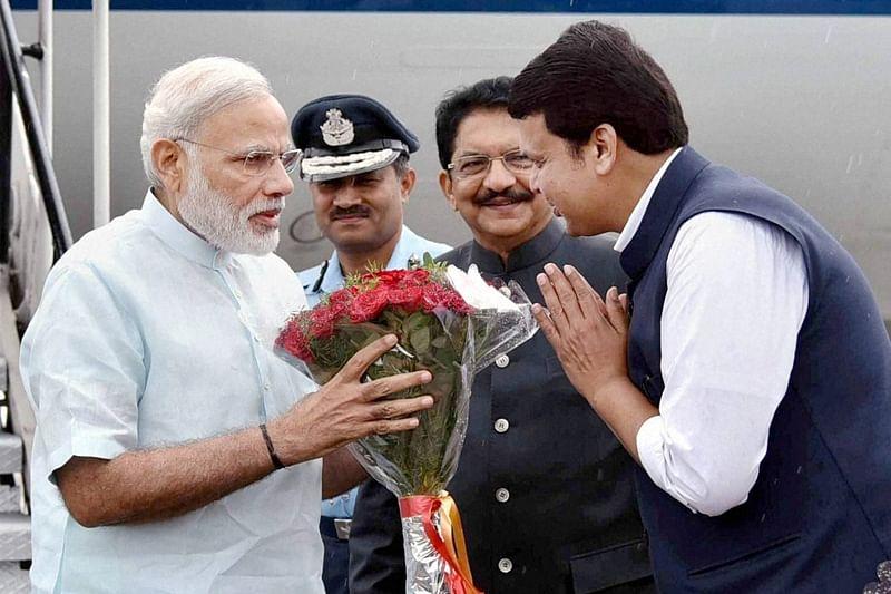Mumbai civic polls: CM Devendra Fadnavis meets PM Modi in Delhi,  stalemate may be over