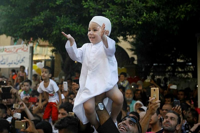 Eid celebrated with great enthusiasm across country
