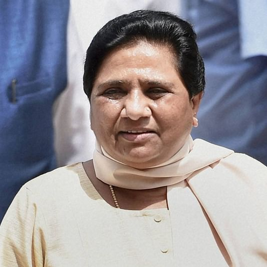 Demolition of Ravidas temple in Delhi's Tughlaqabad reflects casteist mentality: Mayawati
