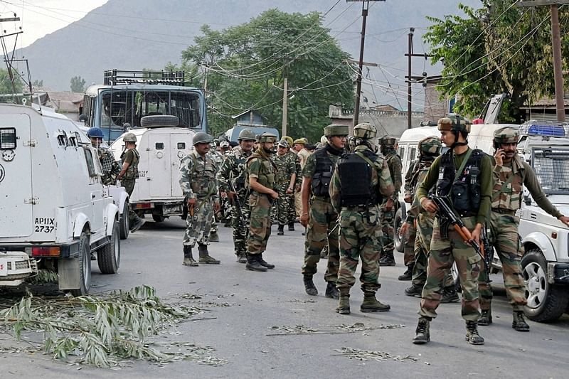 Jammu and Kashmir: One militant killed in a gunfight