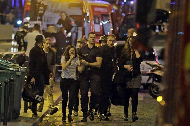 Pakistani man charged over links to November Paris attacks