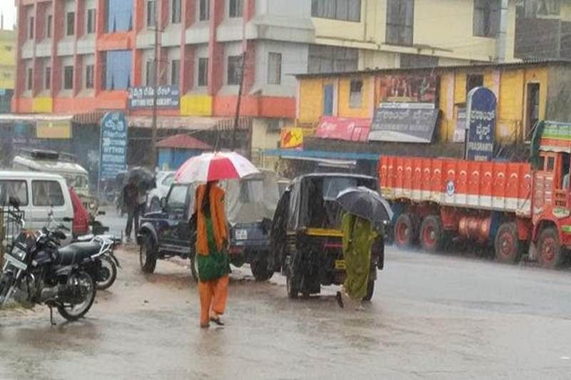 Life limps back to normalcy in rain-ravaged state capital