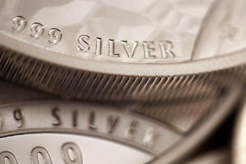 Silver climbs Rs 603 a kg on positive global cues
