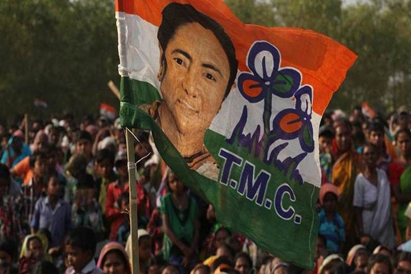 TMC burn effigies of Tripura CM, Sharif, says both are anti-India