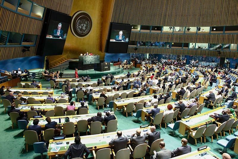 India hits back at Pak, for raising Wani encounter in UN