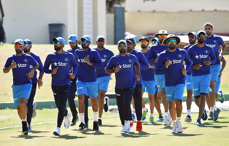 Will team India seal Caribbean series?