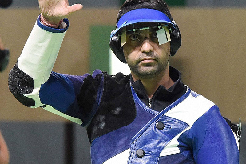 Abhinav Bindra may appear in his own biopic