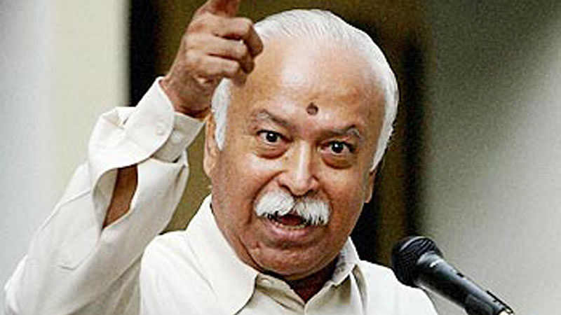 People must support abrogation of Article 370, says RSS chief Mohan Bhagwat