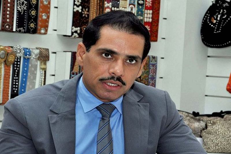 News Alerts! Robert Vadra appears before ED in money laundering case
