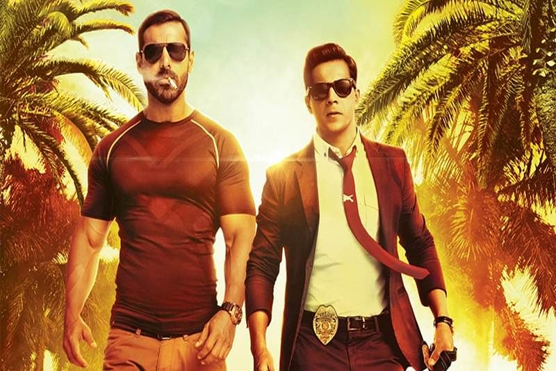 'Dishoom' scores century worldwide