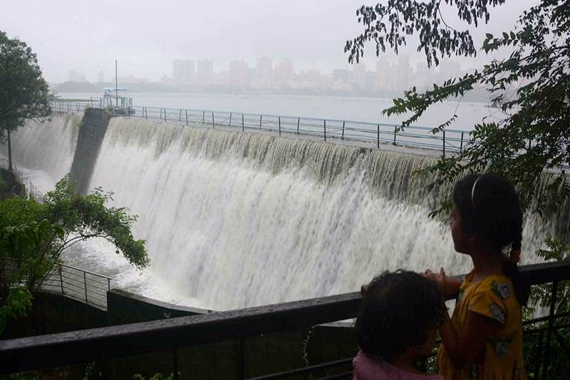 Five out of seven lakes in Mumbai have filled up