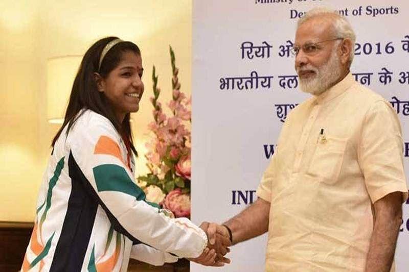 Daughters made us proud at Rio, says Modi