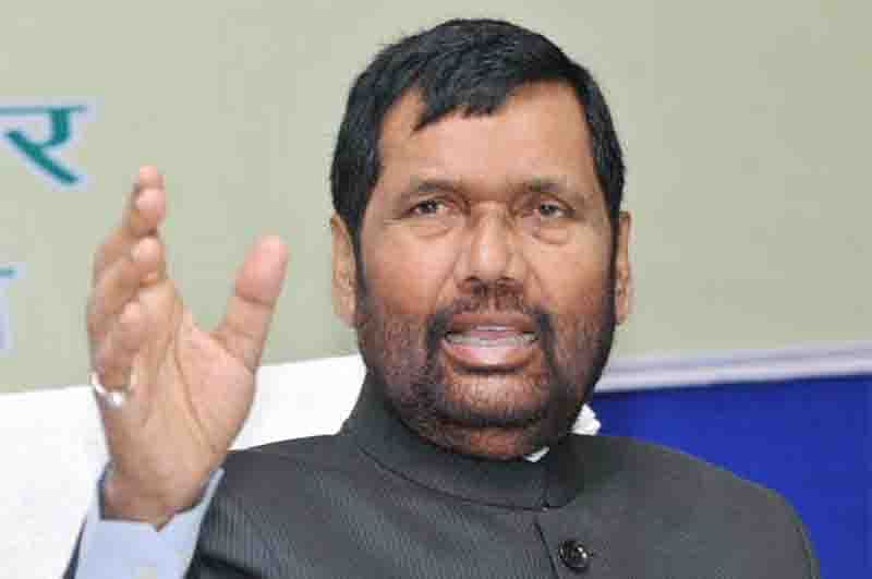Don't compare yourself with Ambedkar, you are in jail for graft: Paswan to Lalu